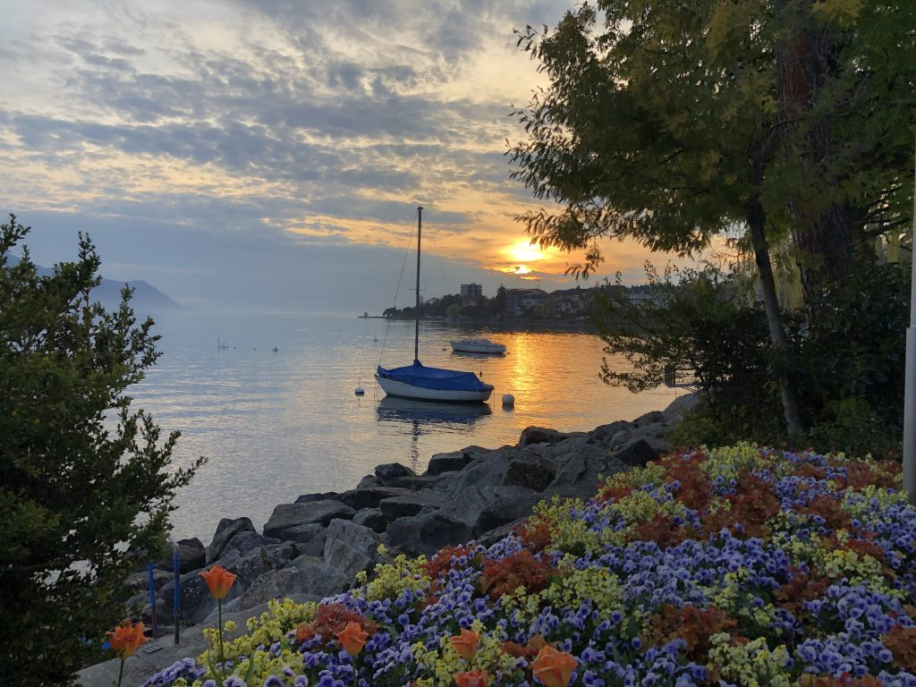 Montreux Switzerland 2019