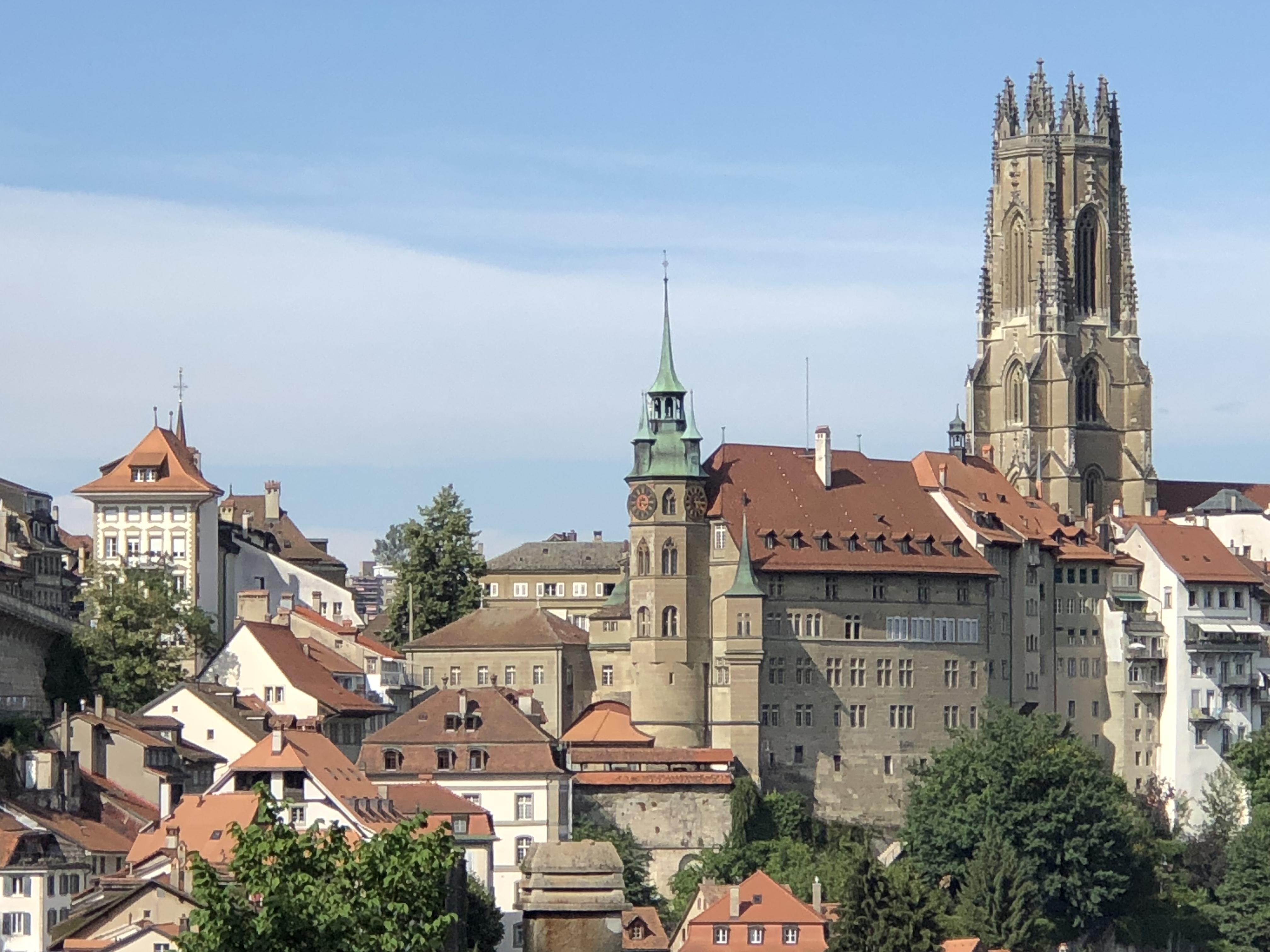 Fribourg-Switzerland
